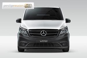 2019 Mercedes-Benz Vito 114BlueTEC SWB Manual