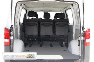 2019 Mercedes-Benz Vito 119BlueTEC Medium Wheelbase Auto