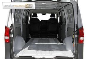 2019 Mercedes-Benz Vito 116BlueTEC LWB Auto