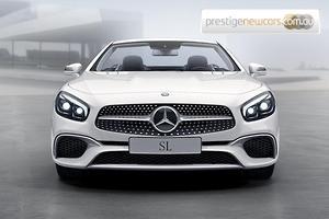 2019 Mercedes-Benz SL400 Auto