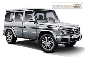 2018 Mercedes-Benz G350 d Auto 4MATIC