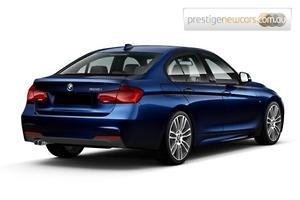2018 BMW 320i M Sport F30 LCI Auto