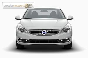 2018 Volvo S60 D4 Luxury Auto MY18