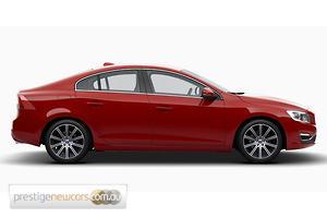 2018 Volvo S60 T4 Luxury Auto MY18