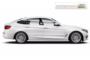 2018 BMW 320d Luxury Line F34 LCI Auto