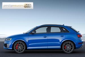 2018 Audi RS Q3 performance Auto quattro MY18