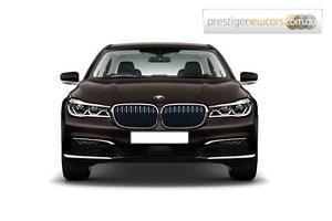 2019 BMW 740e iPerformance G11 Auto
