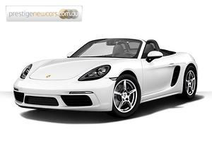 2018 Porsche 718 Boxster 982 Manual MY18