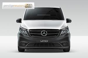 2019 Mercedes-Benz Vito 116CDI SWB Auto