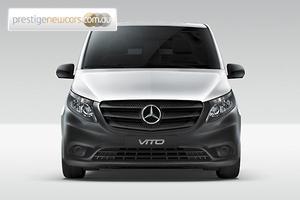 2019 Mercedes-Benz Vito 114CDI Medium Wheelbase Auto