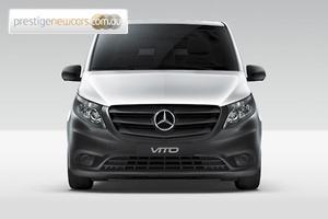 2019 Mercedes-Benz Vito 114BlueTEC LWB Auto