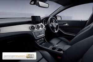 2018 Mercedes-Benz CLA220 d Auto