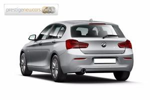 2018 BMW 118d Urban Line F20 LCI-2 Auto
