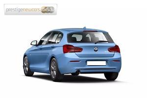 2018 BMW 118i Sport Line F20 LCI-2 Manual
