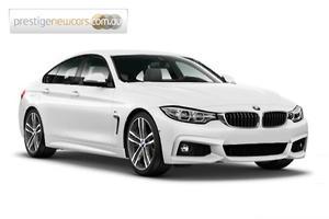 2019 BMW 420i M Sport F36 LCI Manual