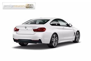2019 BMW 420i M Sport F32 LCI Auto