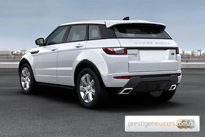 2018 Land Rover Range Rover Evoque Si4 240 HSE Dynamic Auto 4x4 MY18