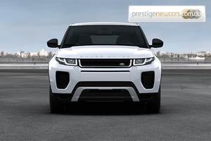 2018 Land Rover Range Rover Evoque TD4 132kW SE Dynamic Auto 4x4 MY19