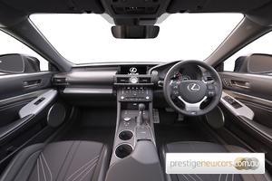 2018 Lexus RC RC F Auto