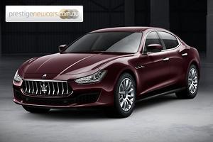 2018 Maserati Ghibli D Auto MY18