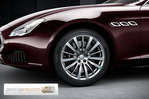 2018 Maserati Quattroporte S Auto MY18
