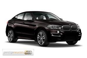 2019 BMW X6 M50d F16 Auto 4x4