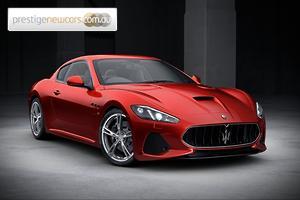2018 Maserati GranTurismo MC Auto MY18