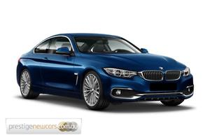 2018 BMW 420i Luxury Edition F32 LCI Manual