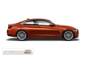 2019 BMW 420i Luxury Edition F32 LCI Auto