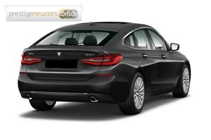 2019 BMW 630i Luxury Line G32 Auto