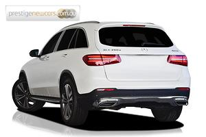 2018 Mercedes-Benz GLC250 d Auto 4MATIC