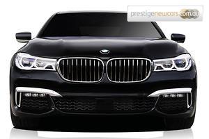 2018 BMW 730d G11 Auto