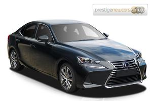 2019 Lexus IS300h Luxury Auto
