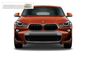 2018 BMW X2 sDrive18i M Sport X F39 Auto