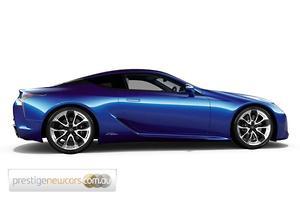 2018 Lexus LC LC500h Morphic Blue Auto