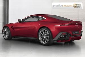 2018 Aston Martin Vantage Auto MY19