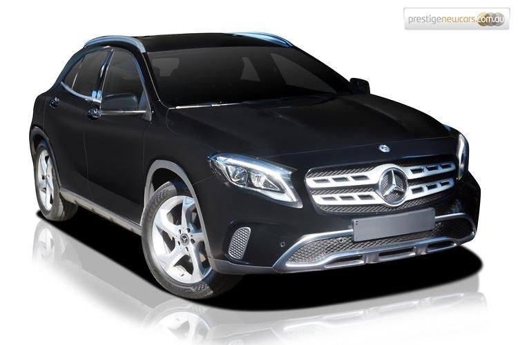 Mercedes-Benz GLA220