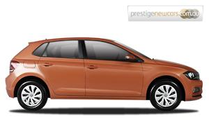 2019 Volkswagen Polo 70TSI Trendline AW Manual MY20