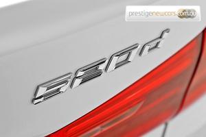 2018 BMW 520d Luxury Line G30 Auto