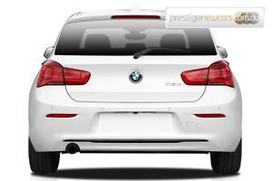 2018 BMW 118d Sport Line F20 LCI-2 Auto