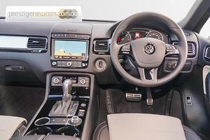 2018 Volkswagen Touareg Monochrome 7P Auto 4MOTION MY18