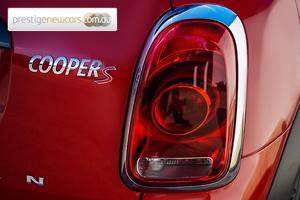 2019 MINI Countryman Cooper S Auto