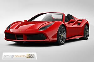 2019 Ferrari 488 Spider Auto