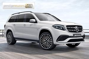 2019 Mercedes-Benz GLS63 AMG Auto 4MATIC