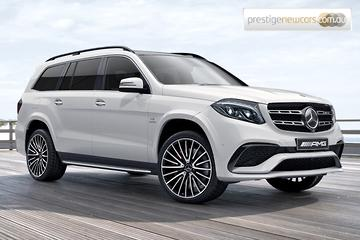 Mercedes-Benz GLS63