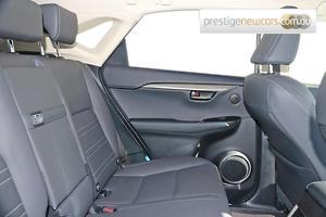 2019 Lexus NX NX300h Luxury Auto AWD