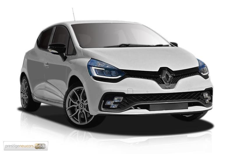 2018 Renault Clio R S  200 Sport Auto - discountnewcars com au