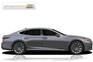 2018 Lexus LS500 Sports Luxury Auto