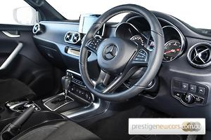 2018 Mercedes-Benz X-Class X250d Progressive Auto 4MATIC Dual Cab