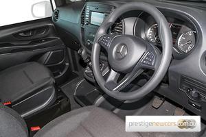 2019 Mercedes-Benz Vito 111CDI SWB Manual